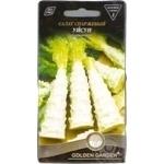 Насіння Салат спаржевий Уйсун Golden Garden 1г - купить, цены на Novus - фото 1