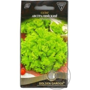 Насіння Салат Австралійський Golden Garden 1г - купить, цены на Novus - фото 7