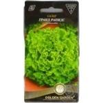 Семена Golden Garden Салат Гранд Рапидс 1г