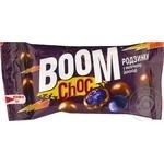 Драже Boom Choc Изюм в молочном шоколаде 45г