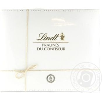 Candy Lindt chocolate 500g in a box