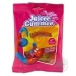 Конфеты желейные Juicee Gummee Червячки 80г