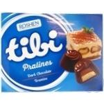 Конфеты шоколадные Tibi Pralines Тирамису 120г