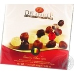 Candy Delafaille Private import chocolate 200g box