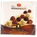 Конфеты шоколадные Delafaille Ассорти Curlettes 200г