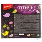 Lyubimov Bird's Milk Souffle in Dark Chocolate Candy 150g - buy, prices for Auchan - image 2