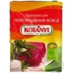 Spices Kotanyi for meat softening 30g