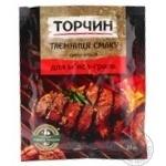 Приправа Торчин Тайна вкуса смесь специй для мяса-гриль 25г