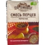 Spices Do smaku! Pepper mix 25g