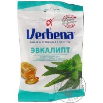 Леденцы Verbena Эвкалипт 60г