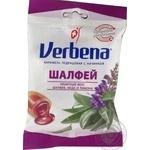 Lollipop Verbena with sage 60g packaged