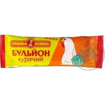 Бульйон курячий Україна Еко 10г