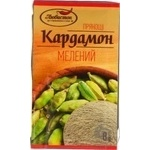 Spices cardamon Lyubystok ground 8g