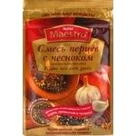 Spices Red hot maestro Pepper mix with garlic 30g