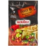 Приправа Kotanyi Мексиканский фахитос 30г