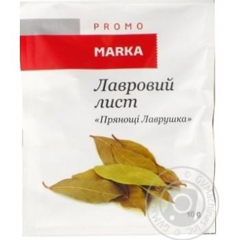 Прянощі Лаврушка Marka Promo 10г
