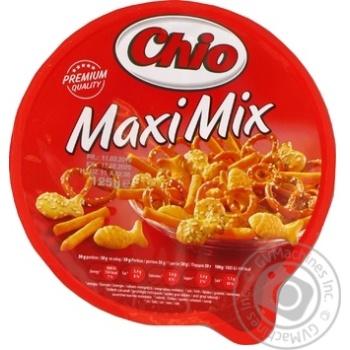 Печенье Wolf Maxi Mix 125г - купить, цены на Novus - фото 1
