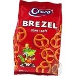 Брецели Croco соленые 80г