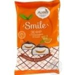 Jaco Smile Marshmallow with orange filling in glaze 215g