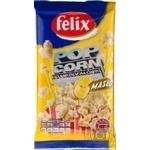 Попкорн Felix с маслом 90г