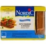 Хлебцы Nordic из злаков пшеничные 100г