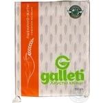 Хлебцы Galleti пшенично-ржаные с отрубями 100г