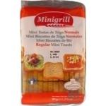 Тости пшеничні Minigrill 90г