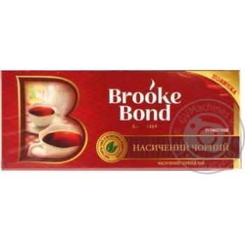 Tea Brooke bond black 45g - buy, prices for Novus - image 4