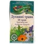 Чай Мудрість природи Духмяні трави 18 трав у пакетиках 20*1,5г