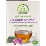 Tea herbal with blackberry 100g - buy, prices for Novus - image 1