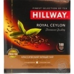Tea Hillway Royal ceylon black packed 100pcs 200g
