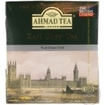 Ahmad black earl grey tea 2g*100pcs
