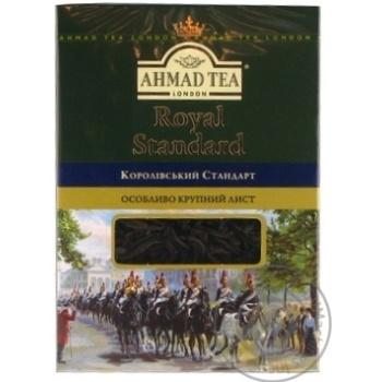 Ahmad Royal standard black tea 100g