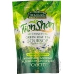 Green tea Tian Shan with soursop 80g Ukraine
