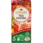 Фильтр пакеты Lovare для заваривания чайных смесей 50шт/уп