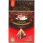 Чай чорний Рekoe Sun Gardens 20шт*2,5г