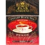 Black pekoe tea Sun Gardens Sunshine Pekoe 100g Ukraine