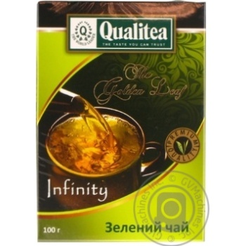 Qualitea Green Tea - buy, prices for MegaMarket - image 6