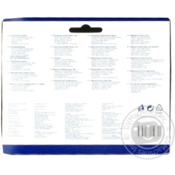 Маркери для дошки Sigma сині 4шт - купити, ціни на Метро - фото 2