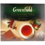 Greenfield Premium collection tea 96pcs*1.75g