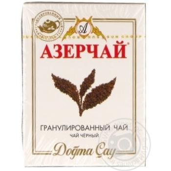 Azercay Black Granulated Tea 100g