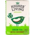 Tea with coconut flavor green 40g