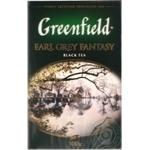 Чай Greenfield чорний Earl Grey Fantasy 100г
