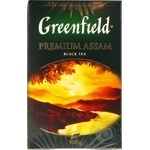 Tea Greenfield black 100g