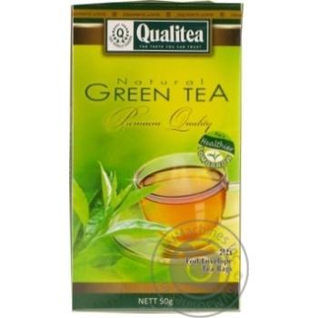 Чай Кволити зеленый 2г х 25шт