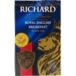 Richard English Breakfast black tea 90g