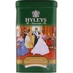 Чай Хейлиз Английский королевский купаж зеленый крупнолистовой 125г