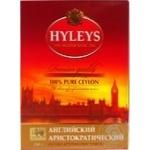 Hyleys English Aristocratic Large Leaf Black Tea