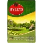 Чай Хейлиз Английский зеленый с жасмином крупнолистовой 100г