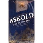 Tea Askold with oil of bergamot black 90g